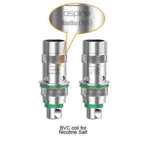 Aspire Nautilus NS (Nik-Salz) Ersatzverdampfer