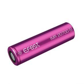 Efest IMR 20700 3000mAh 30A Batterie