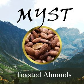 Myst - Toasted Almonds Liquid
