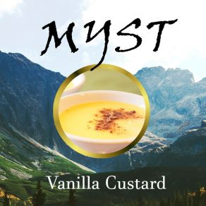 Myst - Vanilla Custard Liquid