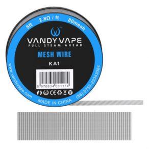 VandyVape Mesh Wire KA1 80mesh 150cm