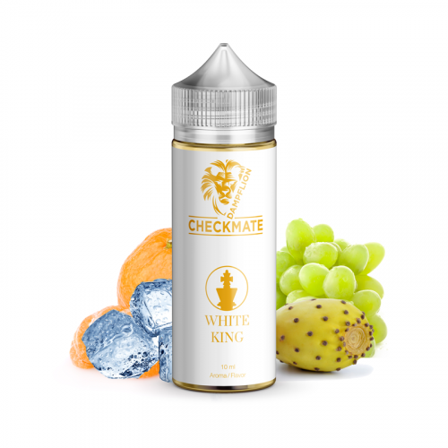 Dampflion Checkmate - White King - 10/120ml Longfill Aroma