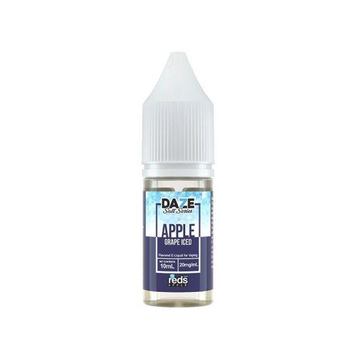Daze - Apple Grape Iced - Nikotinsalz