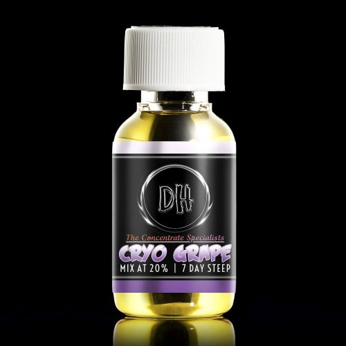 Drip Hacks - Cryo Grape - 30ml Aroma