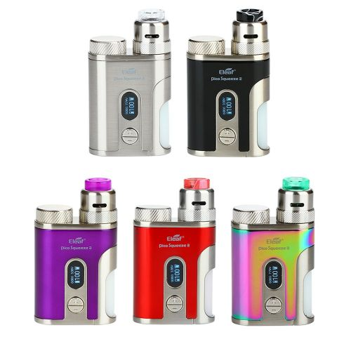 Eleaf iStick Pico Squeeze 2 Squonk - Coral 2 RDA Set