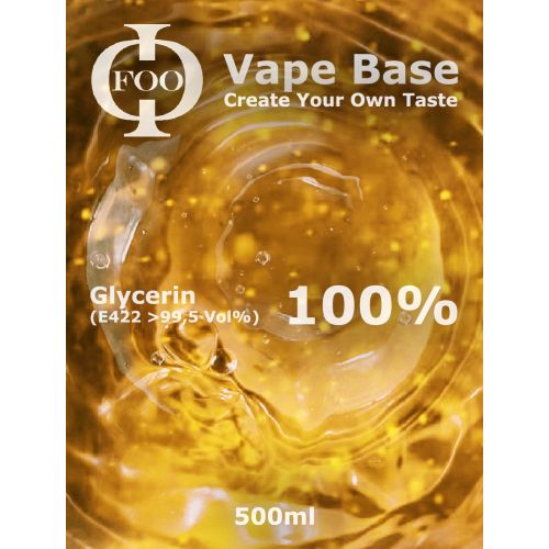 Foo Base - 100 VG - 500ml