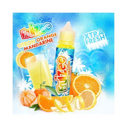 Fruizee - Lemon Orange Mandarin Liquid