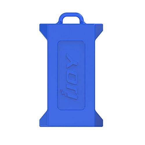 Batterie Case für 2x 21700er Batterien - Blau