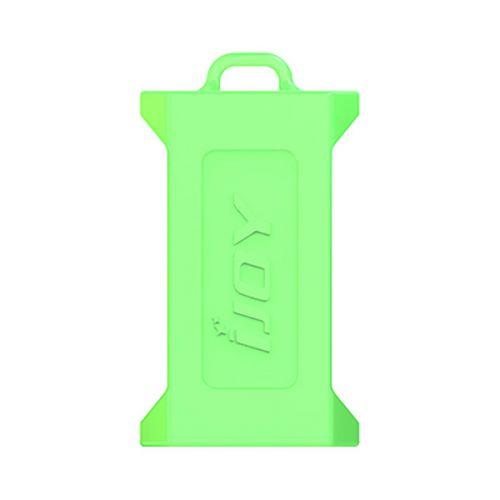 Batterie Case für 2x 21700er Batterien - Grün
