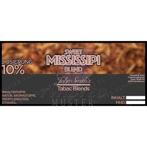 John Smith´s Blended Tobacco Flavor - Sweet Mississippi