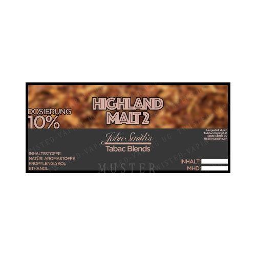 John Smith´s Blended Tobacco Flavor - Highland Malt 2