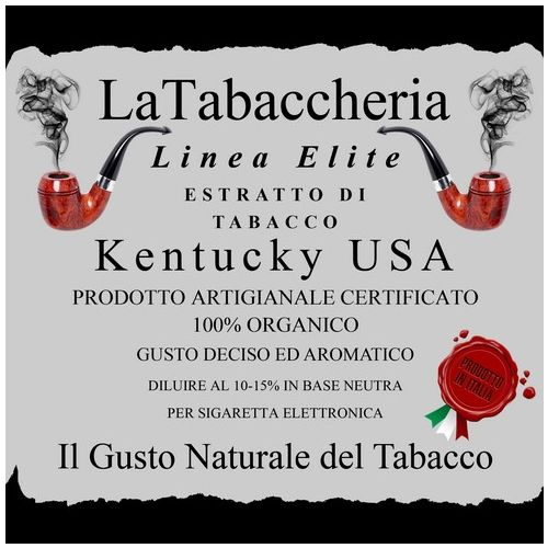La Tabaccheria - Elite - Kentucky USA - 10ml Aroma