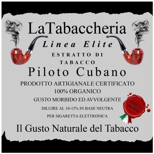 La Tabaccheria - Elite - Piloto Cubano