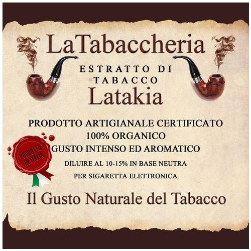 La Tabaccheria - Estratto di Tabacco - Latakia - 10ml Aroma