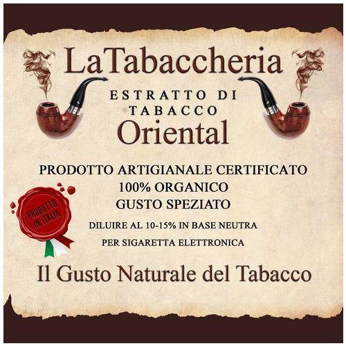 La Tabaccheria - Estratto di Tabacco - Oriental - 10ml Aroma