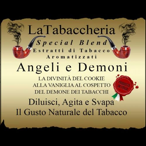 La Tabaccheria - Special Blend - Angeli e Demoni - 10ml Aroma