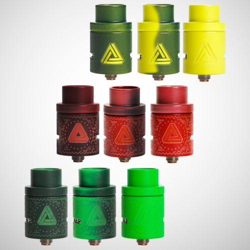 Limitless RDA Atomizer - Made in the USA