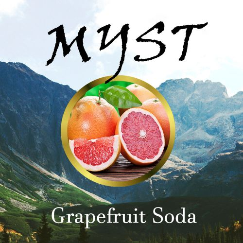 Myst - Grapefruit Soda Liquid