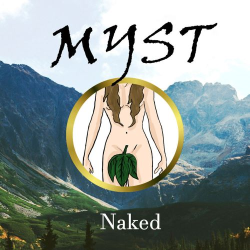 Myst - Naked -20/30ml Shortfill Liquid