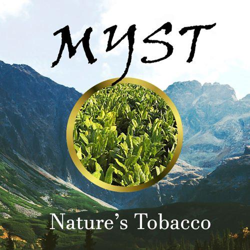 Myst - Natures Tobacco - 20/30ml Shortfill Liquid
