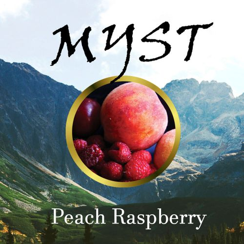 Myst - Peach Raspberry - 20/30ml Shortfill Liquid