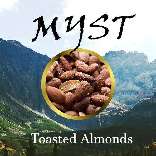 Myst - Toasted Almonds - 20/30ml Shortfill Liquid