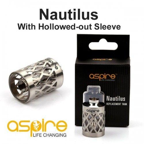 Nautilus Mini Ersatzglas