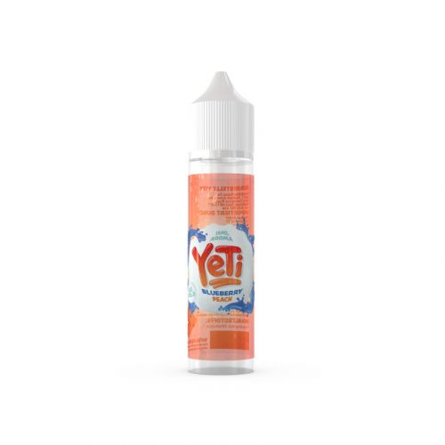Prohibition Vapes YETI - Blueberry Peach - 15/60ml Longfill Aroma