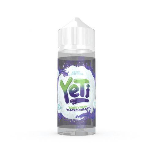 Prohibition Vapes YETI - Honeydew Blackcurrant - 100/120ml Shortfill Liquid