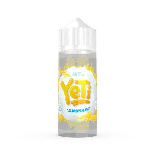 Prohibition Vapes YETI - Lemonade - 100/120ml Shortfill Liquid