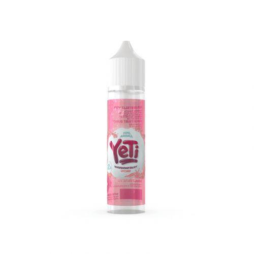 Prohibition Vapes YETI - Passionfruit Lychee - 15/60ml Longfill Aroma