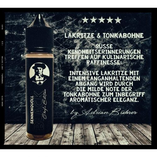 SQ Chef's Edition - Black Liquid
