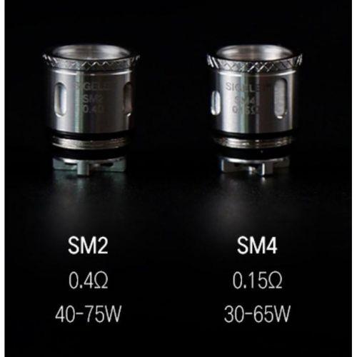 Sigelei SM Coil für T4/DP/O9/Slider/GLO