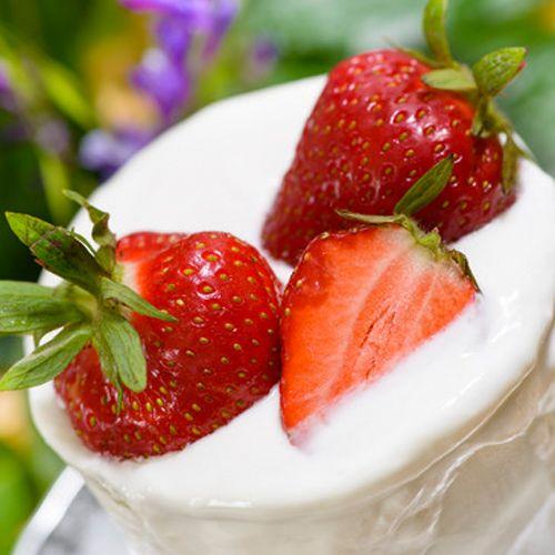 Solub - Fraise à la Crème Aroma