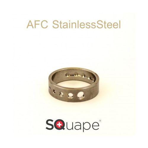 AFC Ring Edelstahl SQuape R