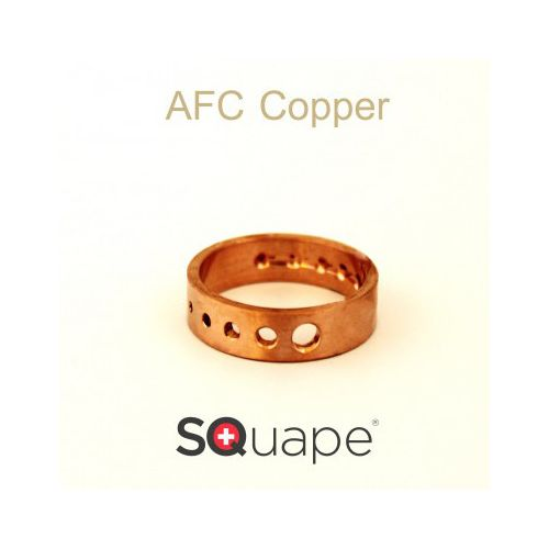 AFC Ring Kupfer SQuape R