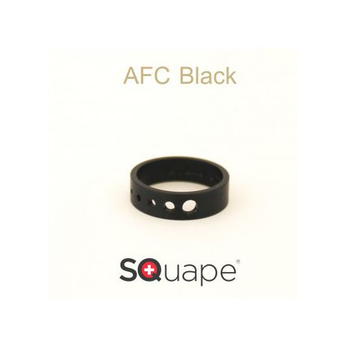 AFC Ring Schwarz SQuape R