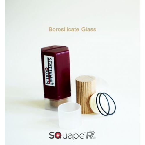 SQuape Ersatzglas