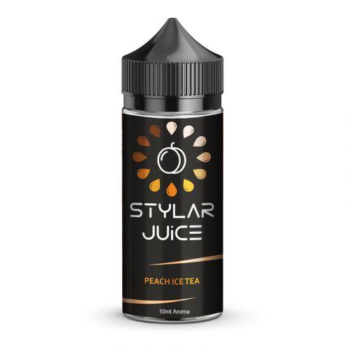 Stylar Juice - Peach Ice Tea 10ml Longfill Aroma