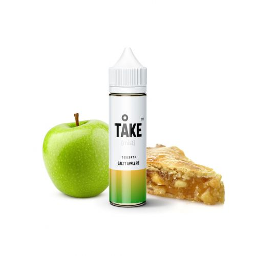Take Mist - Salty Apple Pie Liquid