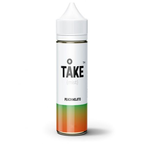 Take Mist - Peach Mojito Liquid