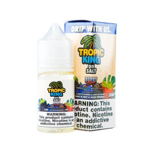Candy King - Berry Breeze - 10ml Nikotinsalz