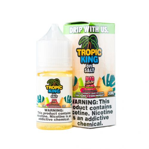 Tropic King on Salt - Mad Melons - 10ml Nikotinsalz