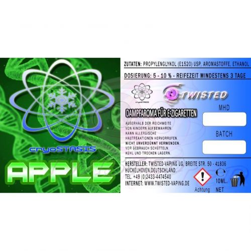Cryostasis - Apple