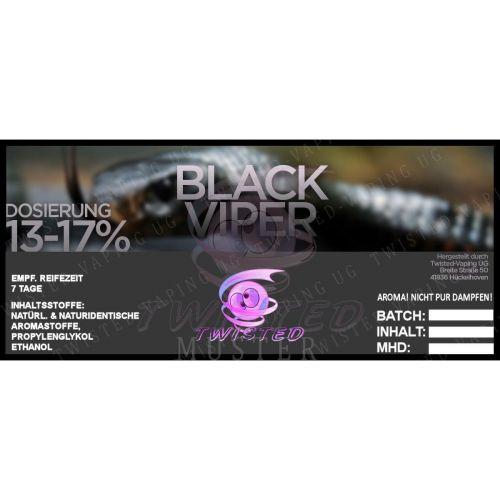 Twisted - Black Viper