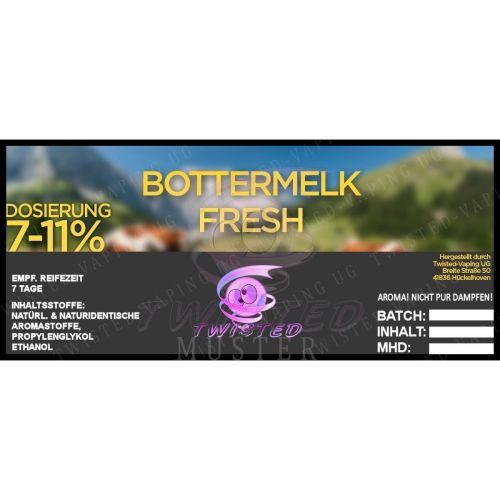 Twisted - Bottermelk Fresh