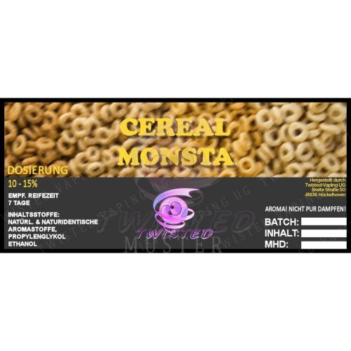 Twisted - Cereal Monsta