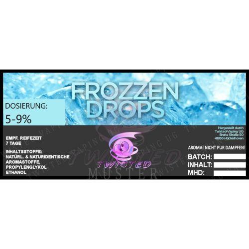 Twisted - Frozzen Drops