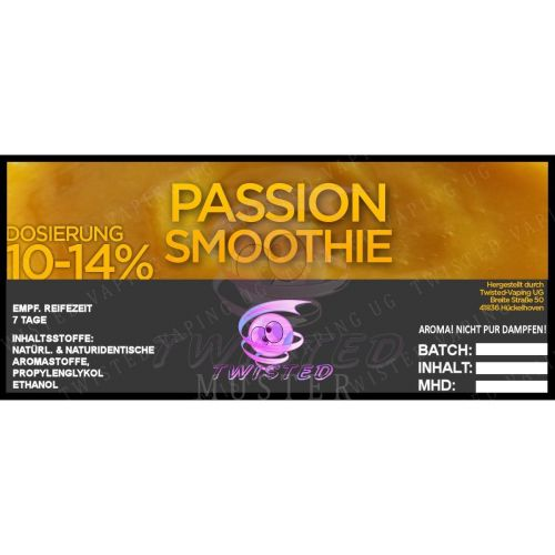 Twisted - Passion Smoothie