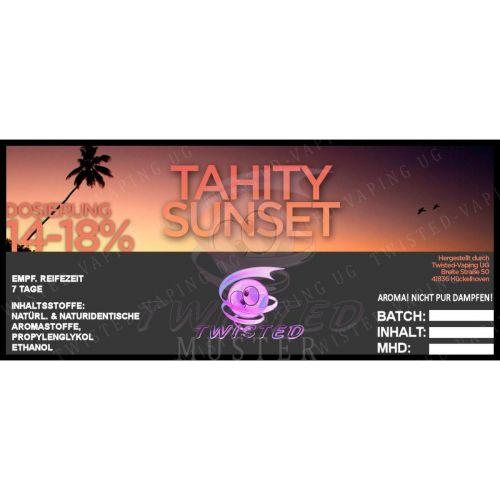 Twisted - Tahity Sunset